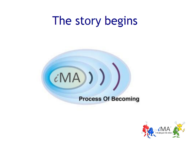 Case Study: iMA the Process of Becoming