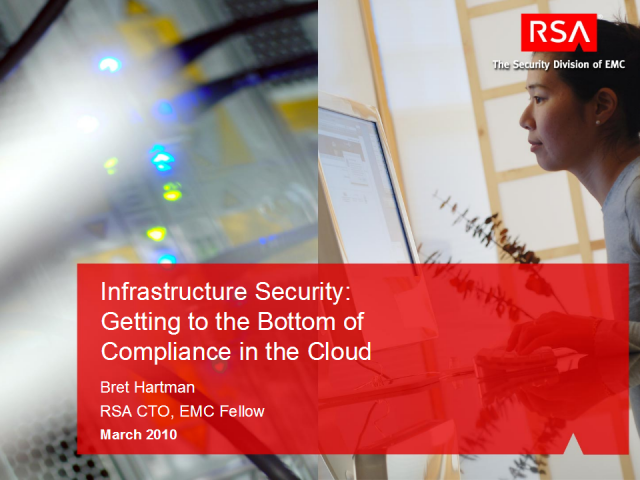 Getting to the Bottom of Compliance in the Cloud
