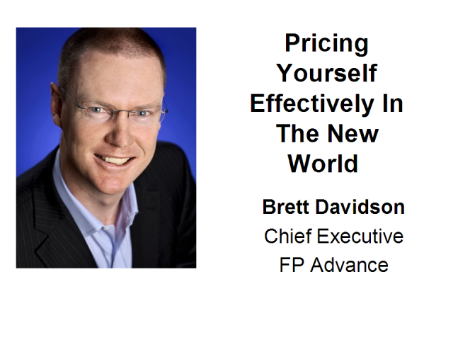 Pricing Yourself Effectively In The New World