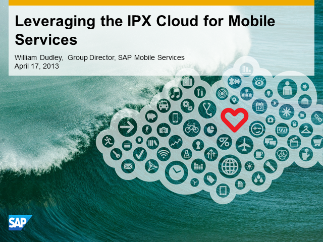 Leveraging the IPX Cloud for Mobile Services