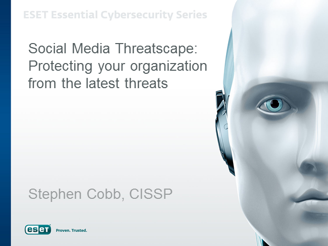 Ever changing Social Media platforms – What are the newest threats associated?