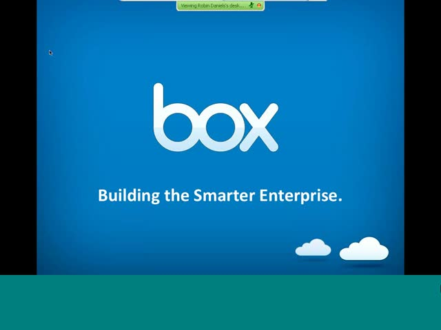 Box: Building the Smarter Enterprise