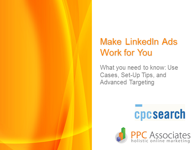 Make LinkedIn Ads Work for You