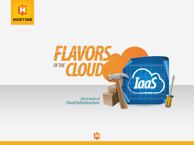 The Flavors of the Cloud