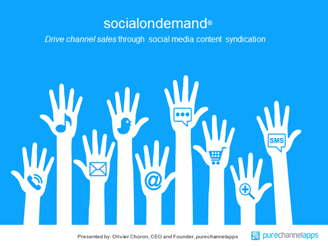 A Case Study - How socialondemand® Doubled Avnet's Connections