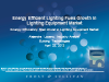 Energy Efficiency Illuminates the Lighting Equipment Market for New Growth