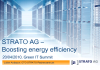STRATO AG - Boosting Energy Efficiency