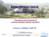 Energy Efficiency Tune-up of a Legacy Data Center