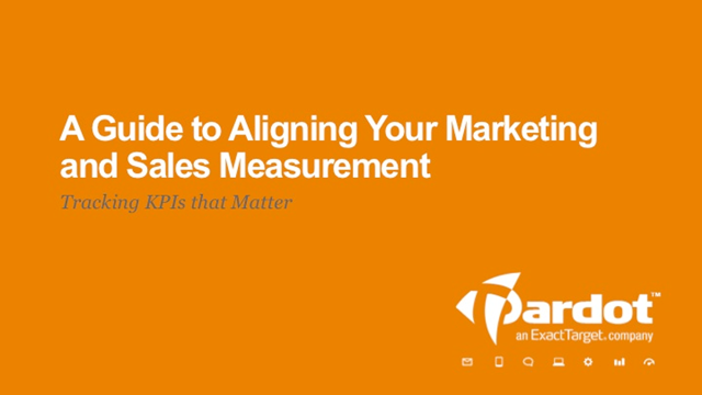Align Your Marketing and Sales Teams with the Right Metrics