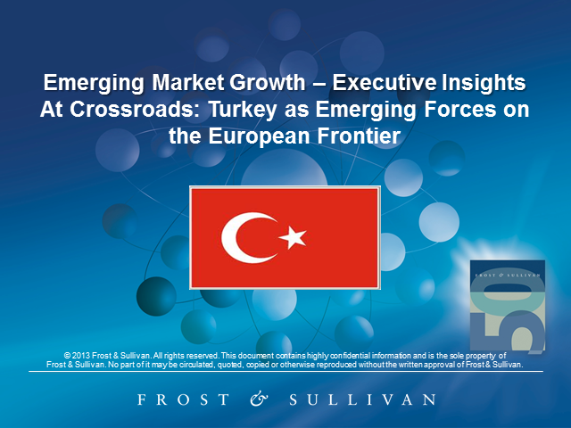 At Crossroads: Turkey as an Emerging Force on the European Frontier