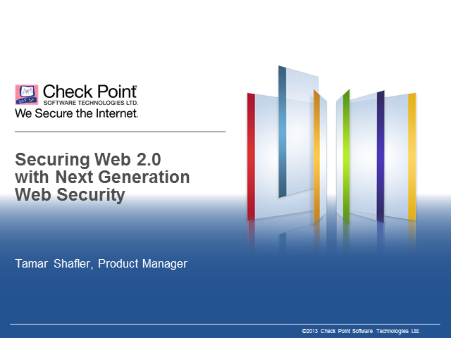 Are You Trying To Secure Web 2.0 With 1.0 Technology?