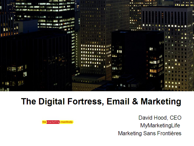 Digital Fortress: Email & Marketing