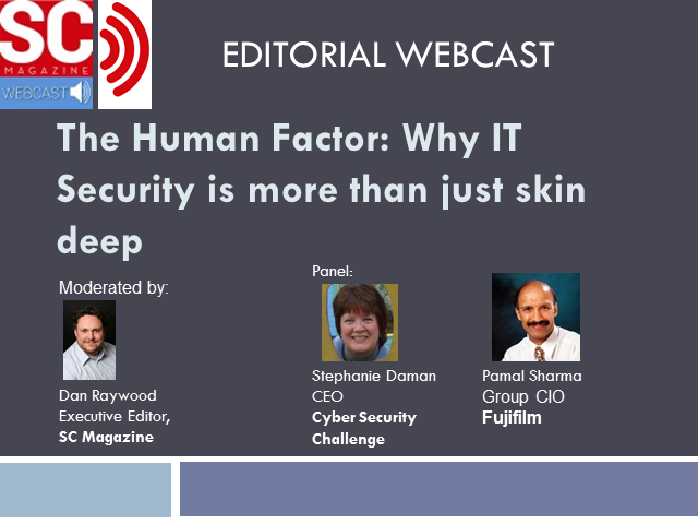 The Human Factor: Why IT Security is more than just skin deep