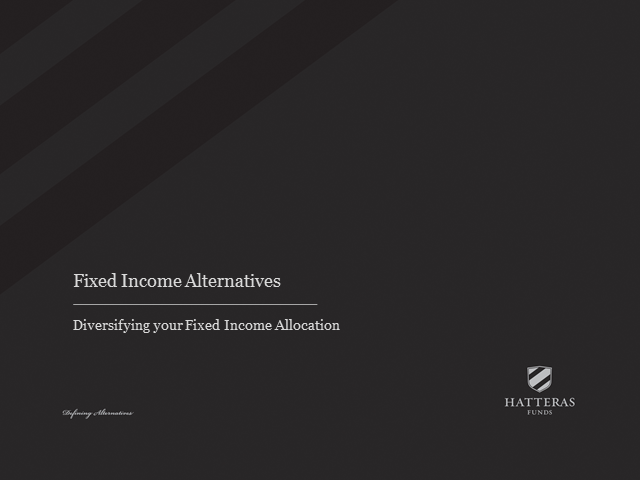 Fixed income alternative trading systems