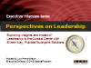 Perspectives on Leadership with Eileen May, Publicis Touchpoint Solutions