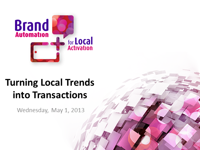 Brand Automation for Local Activation: Turning Local Trends Into Transactions