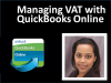 7. Managing VAT with QuickBooks Online