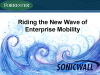 Riding the Wave of Enterprise Mobility