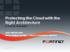 Protecting Your Cloud With the Right Architecture: A Critical Evaluation