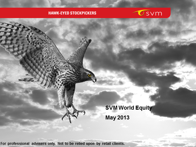 SVM World Equity Fund Webconference