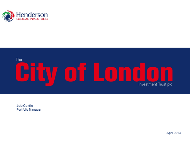 The City of London Investment Trust plc
