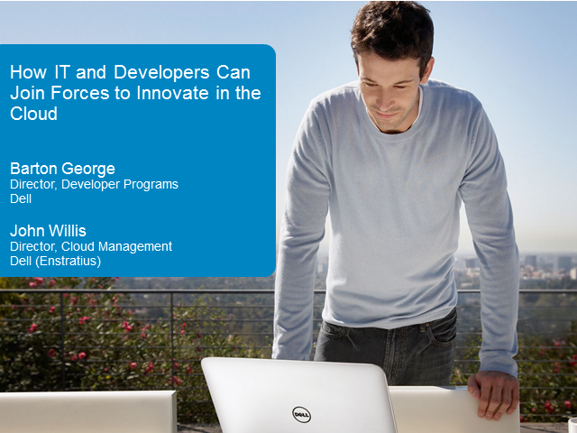 How IT and Developers Can Join Forces to Innovate in the Cloud