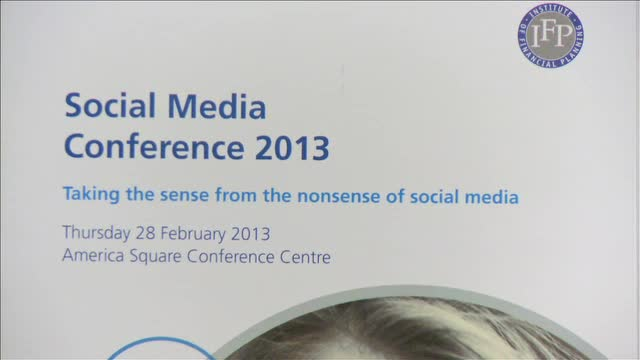Highlights: IFP Social Media Conference 2013