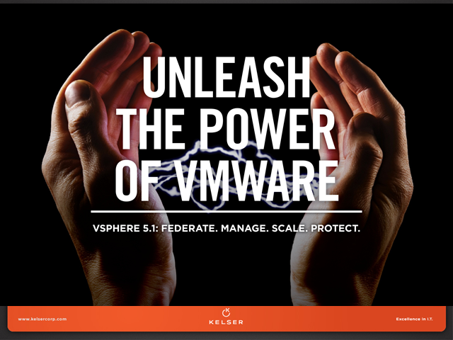 Unleash the Power of VMware
