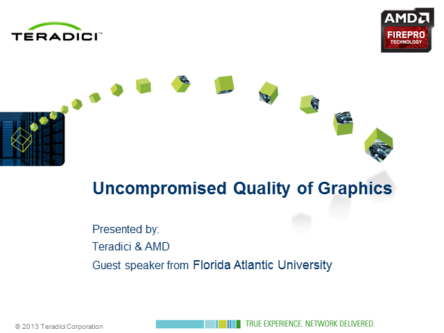 Uncompromised Quality of Graphics