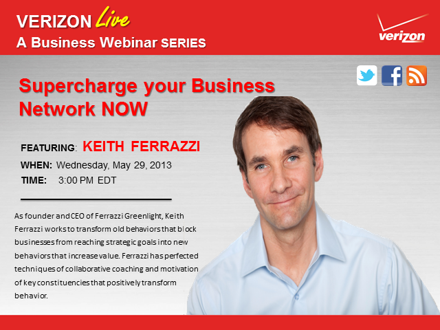 Supercharge your business network – NOW