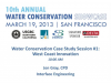 Water Conservation Case Study Session #1: West Coast Innovation