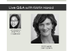 Live Q&A with Kristin Harad [Niche, Marketing]