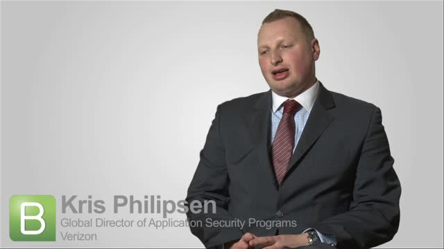 2 Minutes on BrightTALK: The Need for Application Security Control