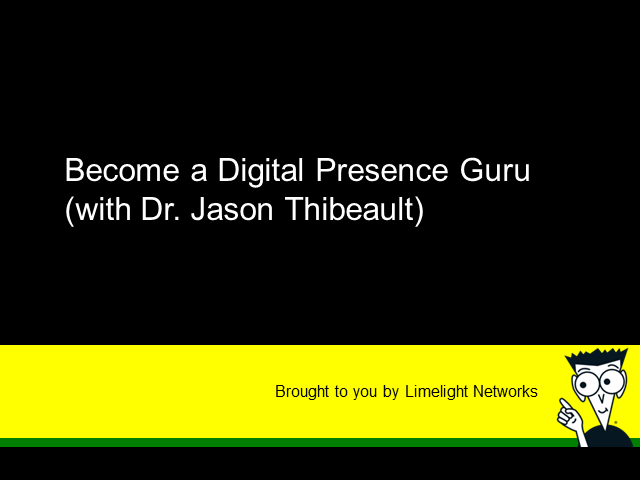 Become a Digital Presence Guru