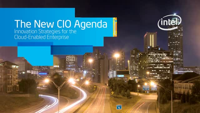 The New CIO Agenda: Innovation Strategies for the Cloud-Enabled Enterprise