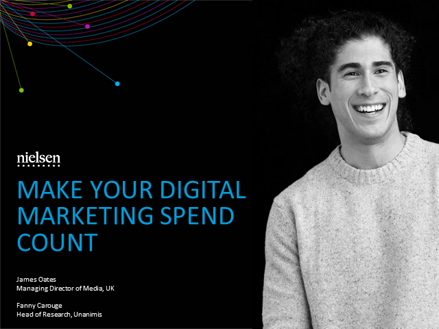Don't Waste It: Make Your Digital Marketing Spend Count