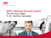 ADP National Service Center Career Webcast