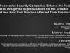 """How Successful Security Companies Entered the Federal Market to Design the Righ"