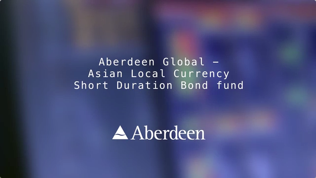Aberdeen Global Asian Local Currency video