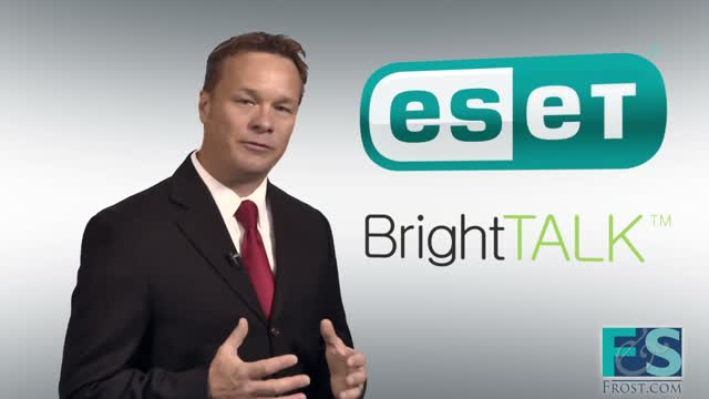 ESET and BrightTALK