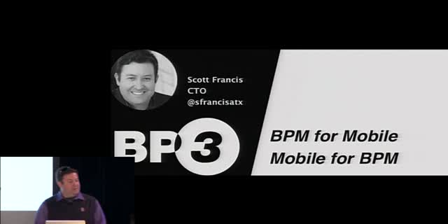 bpmNEXT 2013: BPM for Mobile, Mobile for BPM