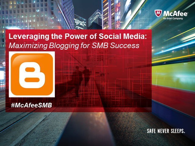 The Power of Social Media: Leveraging Blogs