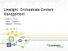 Orchestrate Content Management - North America