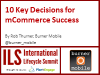 10 key decisions for mCommerce success