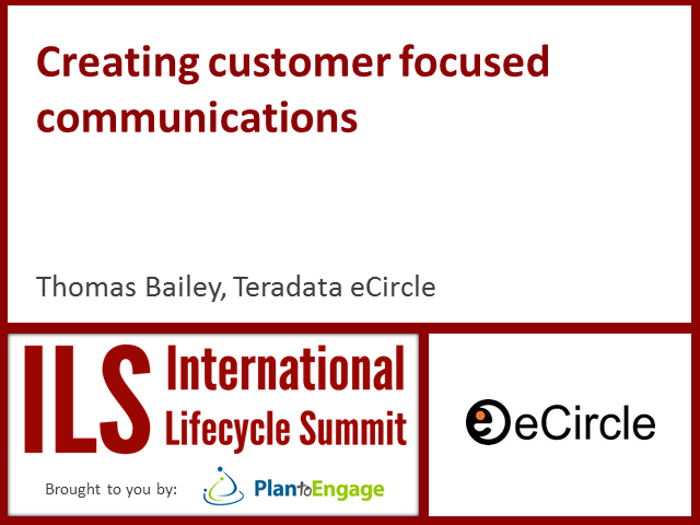 How to create customer-focused communications and increase customer engagement
