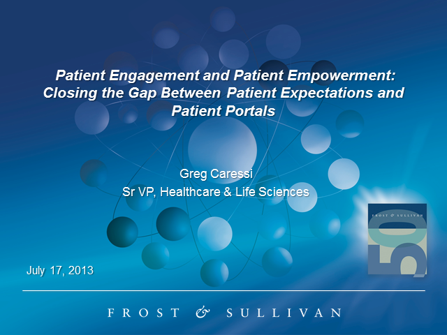 Closing the Gap Between Patient Expectations and Patient Portals