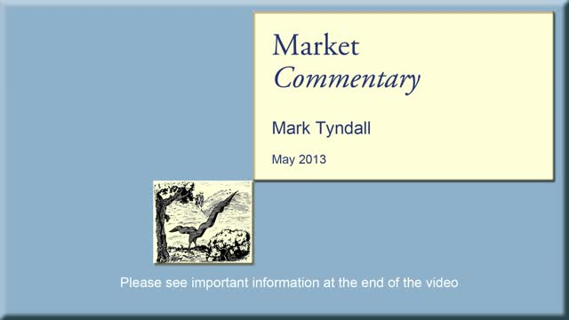 Artemis Market Commentary - May 2013