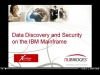 Data Discovery and Security on the IBM Mainframe