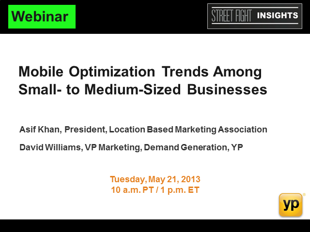 Mobile Optimization Trends Among Small to Medium-Sized Businesses