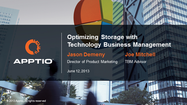 How to Optimize Storage and Improve Return on Storage Assets